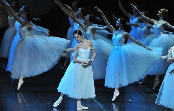芭蕾舞吉赛尔