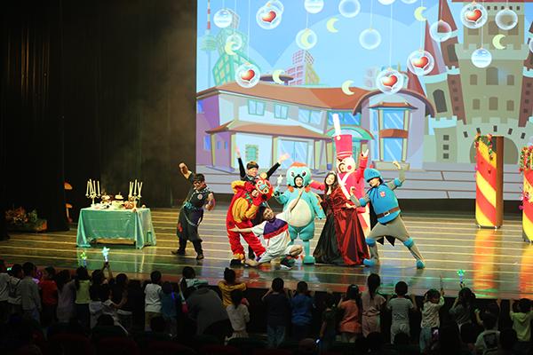 儿童剧咘噜咘噜之奇幻玩具世界