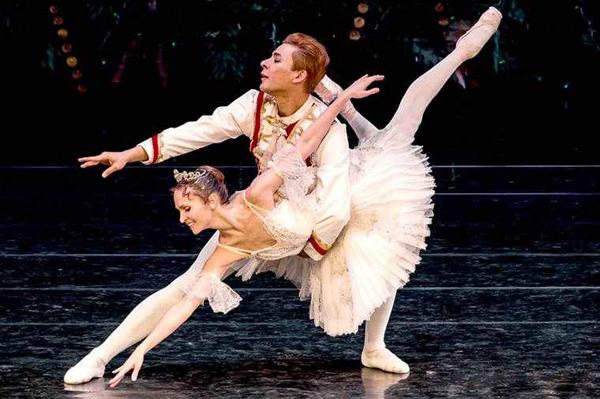 芭蕾舞胡桃夾子