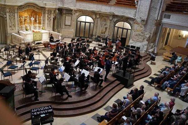 澳门青年交响乐团音乐会