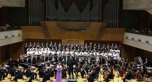 我的祖国红色经典名曲大型交响音乐会