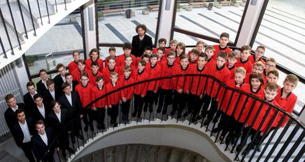 波兰华沙男童合唱团北京音乐会