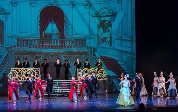 芭蕾舞劇安娜卡列尼娜