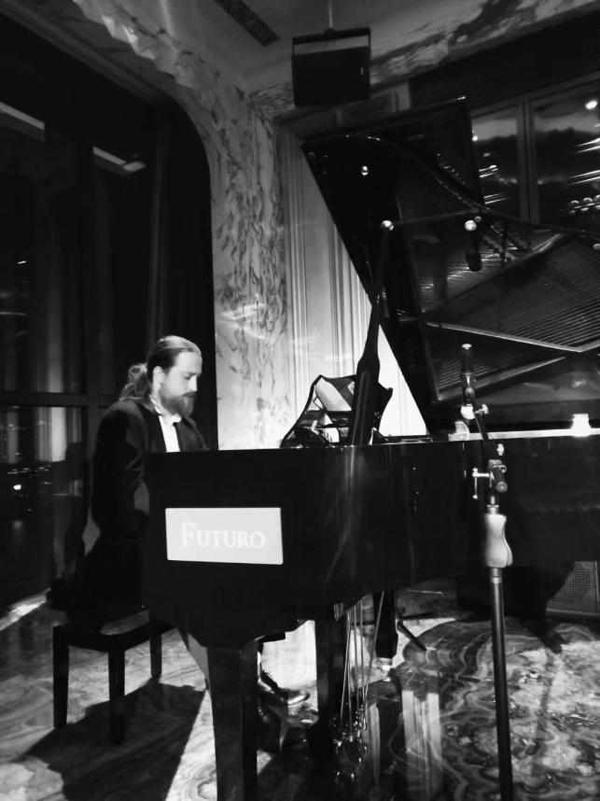 月光奏鳴曲鋼琴名曲親子互動中秋音樂會