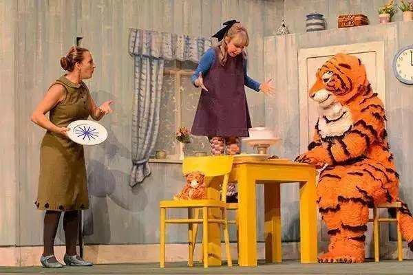 音乐剧老虎来喝下午茶
