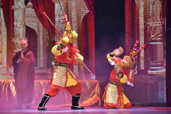 神话舞台剧西游记之真假美猴王