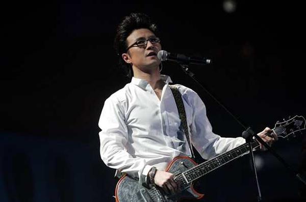 华语音乐颁奖盛典之汪峰
