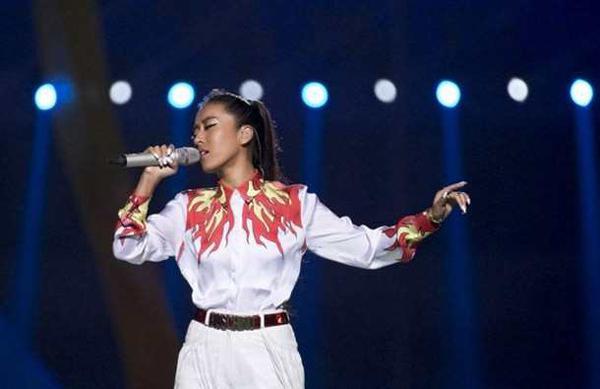 华语音乐颁奖盛典之吉克隽逸