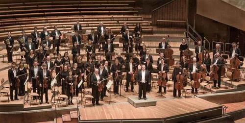 德國柏林交響樂團新年音樂會