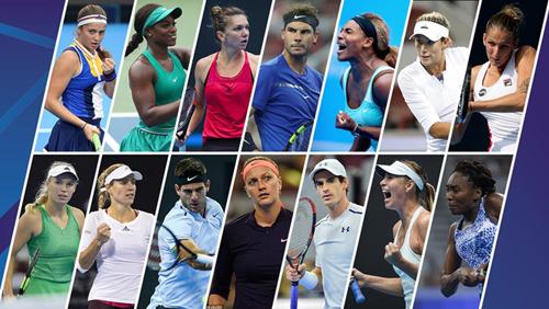 中国网球公开赛2020