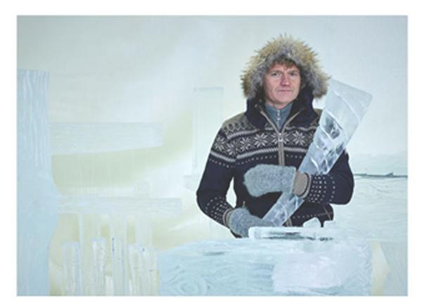 挪威极地冰乐团音乐会