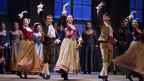 国家大剧院制作歌剧费加罗的婚礼