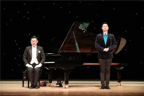 音乐喜剧钢琴不是吹的