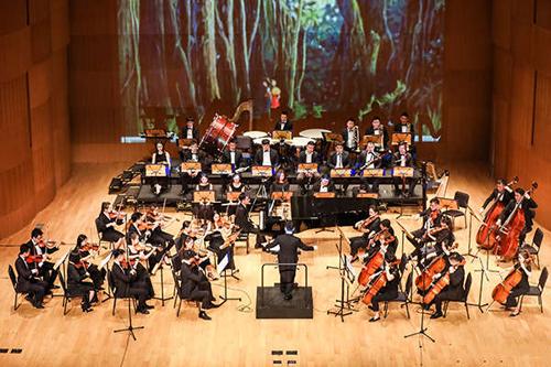 韩国良长笛独奏音乐会