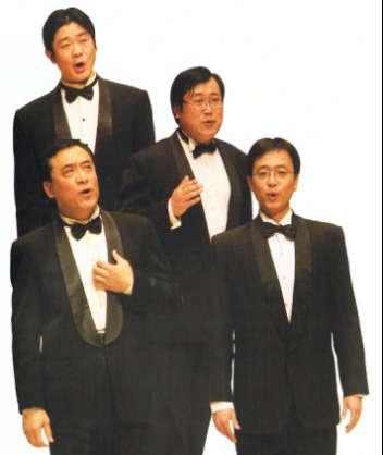 民歌大拜年华人经典名家名曲新春音乐会