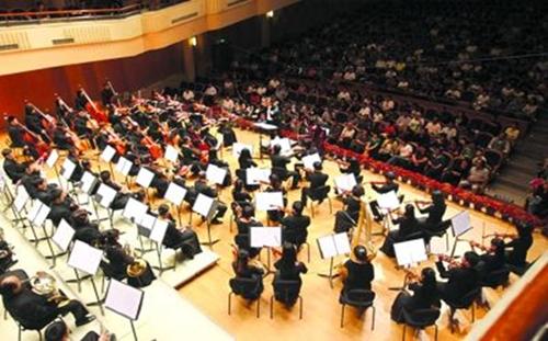 花兒為什么這樣紅中外經典名曲新年交響音樂會