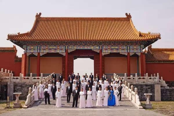 中国交响乐团聆赏经典金色之光外国合唱经典音乐会