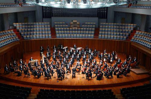 中国交响乐团龙声华韵盛世国韵交响音乐会