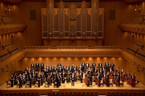 柴可夫斯基三大经典乌克兰国家交响乐团新年音乐会