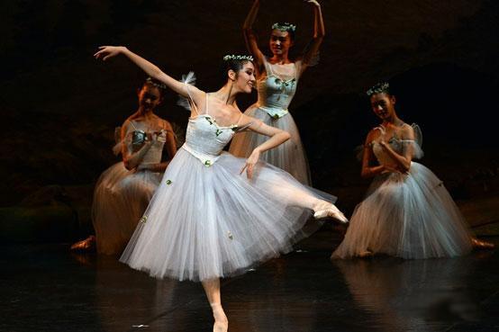 芭蕾舞生命之歌仙女