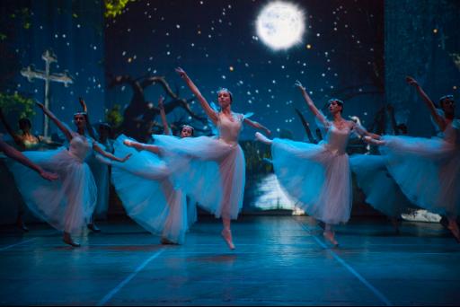 芭蕾舞吉賽爾