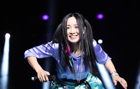 斯琴格日乐演唱会2020