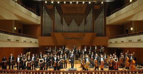 拉德斯基进行曲迎新春经典名曲交响音乐会