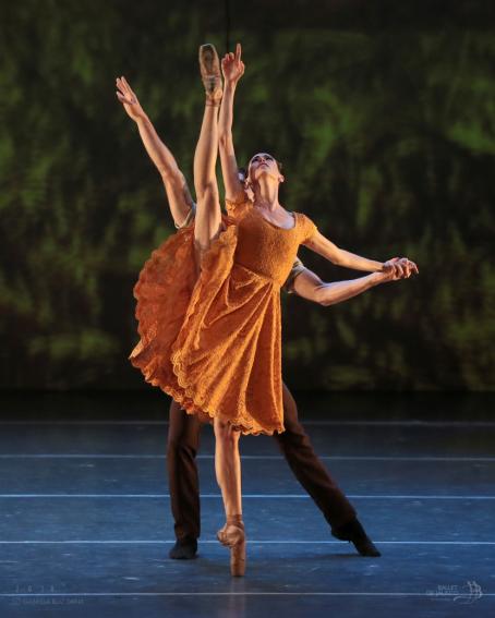 奥蕾莉杜邦和她的朋友们新年芭蕾GALA