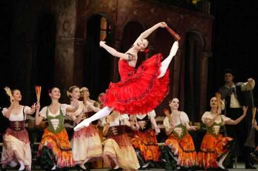 芭蕾舞堂吉诃德