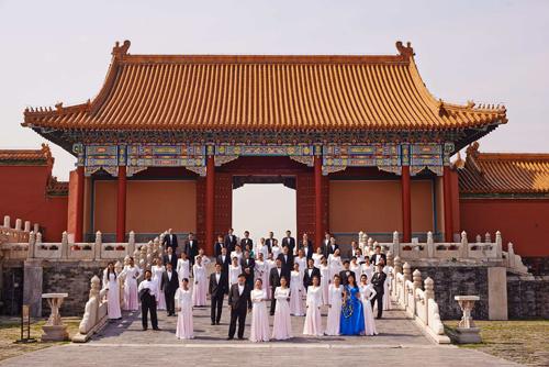 中国交响乐团红色经典合唱作品音乐会