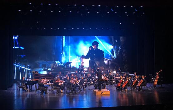 肖申克的救赎辉煌的1994电影主题曲音乐会