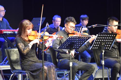 超燃音乐系现代钢琴名曲音乐会