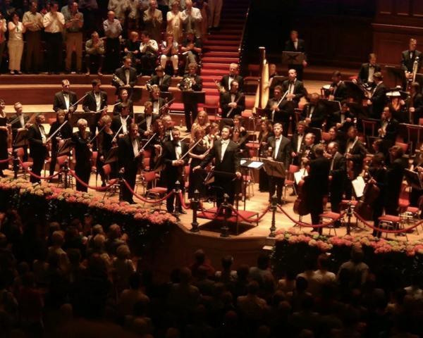 莫斯科交响乐团新年音乐会