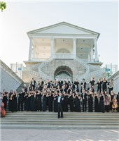 列宁格勒州国立交响乐团新春音乐会