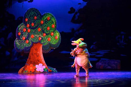 儿童剧侏罗纪公园我不是霸王龙