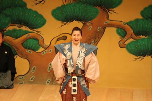 日本和泉元彌狂言
