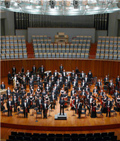 林大叶与中国交响乐团音乐会
