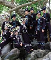 印象山歌西南少数民族原生态合唱音乐会