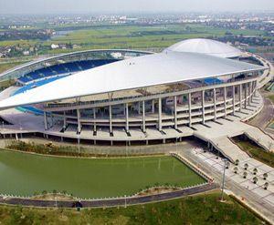 常熟市体育中心体育场