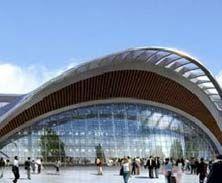 合肥滨湖国际会展中心主展馆