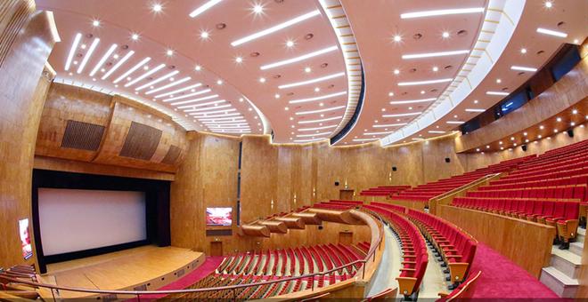 北京大学百周年纪念讲堂-观众厅