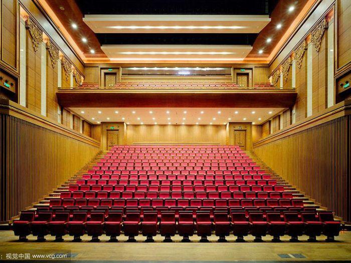 北京音乐厅座位照