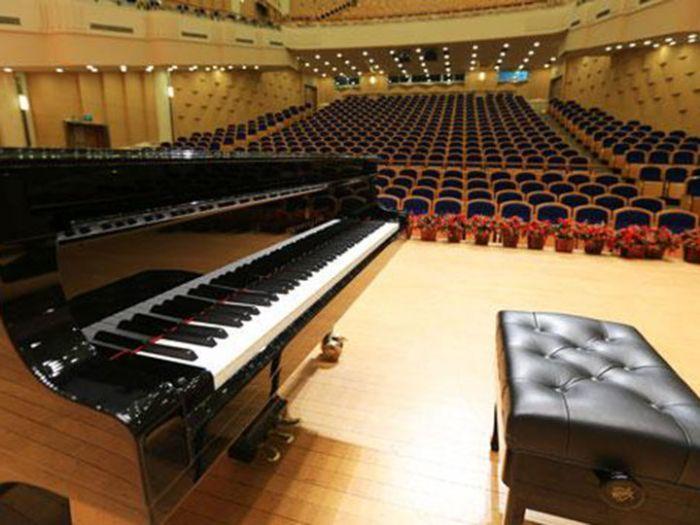北京音乐厅内部照