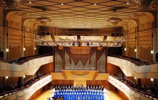 北京音乐厅民族音乐演出剧照