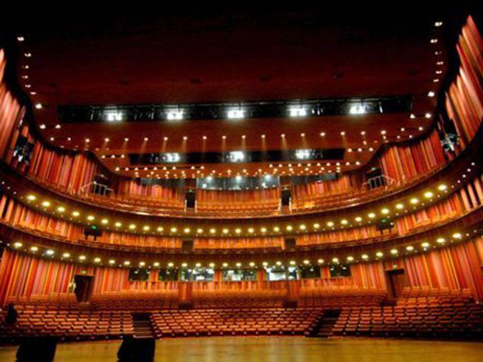 国家大剧院歌剧院内部全面图