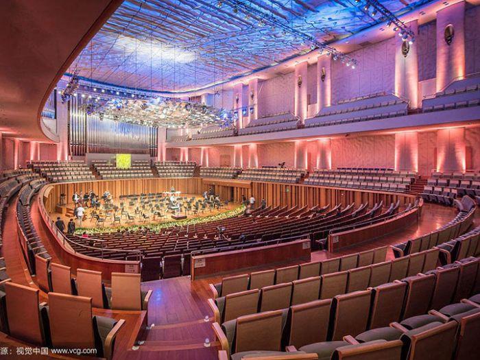 国家大剧院歌剧院规划图