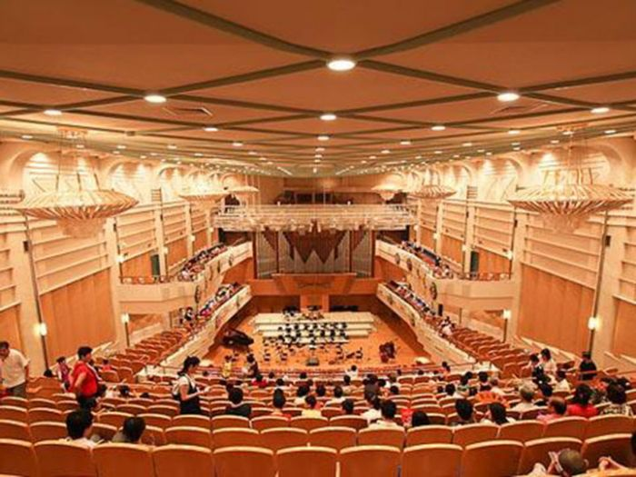 国家大剧院音乐厅演出剧照