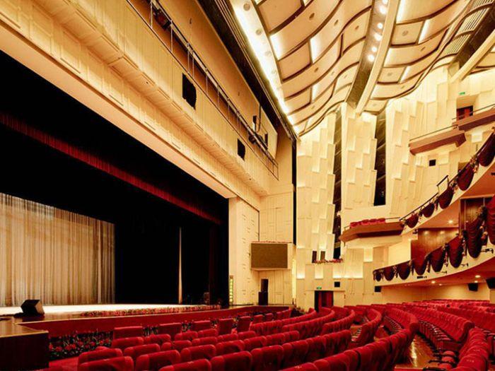 梅兰芳大剧院图片-内部图