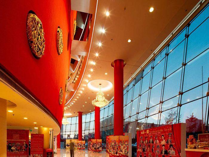 梅兰芳大剧院内部图片