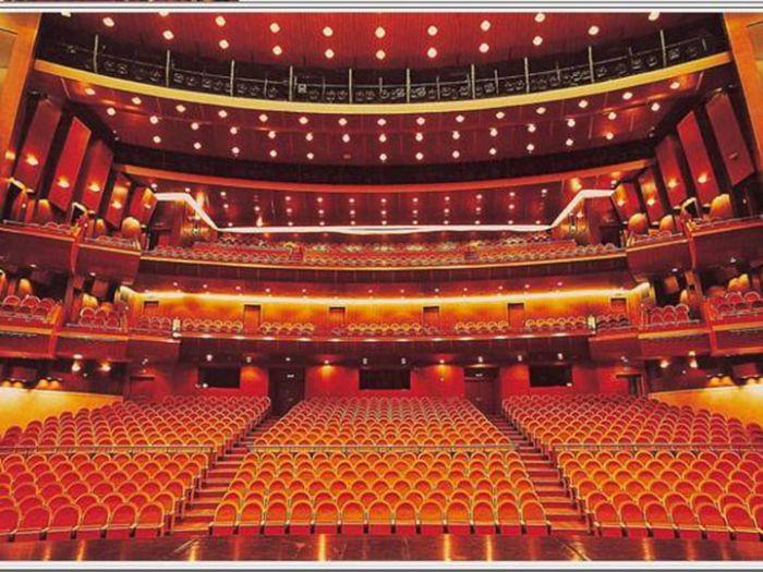 天桥剧场内部全面图